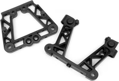 HPI Baja 5B Rear Bulkhead Set