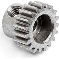 HPI E-Firestorm Flux Pinion Gear- 48 Pitch, 19 Tooth