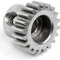 HPI E-Firestorm Flux Pinion Gear- 48 Pitch, 20 Tooth