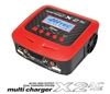 Hitec X2AC Plus Battery Charger for Lipo/NiMH, AC/DC