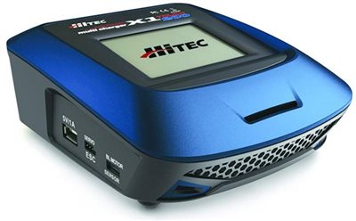 Hitec X1-200 Touch Multi-Chemistry Dc Balance Battery Charger
