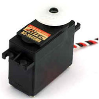 Hitec Hs-5645mg Ultra Torque Digital Servo; 133 Oz/In At .18 Sec.