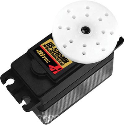 Hitec Servo-Hs5765mh Giant Scale Digital, 347 Oz/.13 Sec.