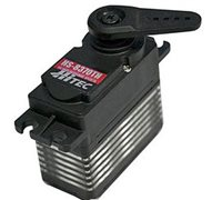 Hitec Multipurpose HD -8370th Digital Servo-.10 Sec.; 319 Oz/In