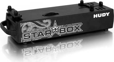 Hudy Star-Box 1/10 And 1/8 On-Road Starter Box
