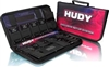 Hudy Setup System For 1/10 Touring Cars with Carrying Bag