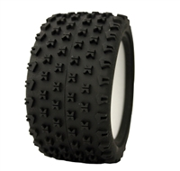 "Imex H Square 2.8"" Tires, soft (2)"