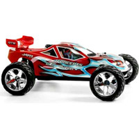 J Concepts Jato High Speed Clear Body- Requires Painting
