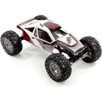 J Concepts Stage Killah Clear Rock Crawler Body-Requires Painting