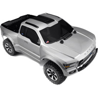 J Concepts Ford Atlas SCT Absolute Scaler Clear Body, Requires Painting