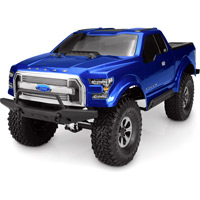 "J Concepts Ford Atlas Trail/Scaler 1.9"" Clear Body, Requires Painting"