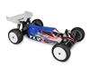 J Concepts S2 TLR 22 3.0 Clear Lightweight Body with wing