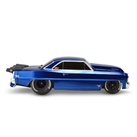 J Concepts 1966 Chevy II Nova Clear Body, requires painting