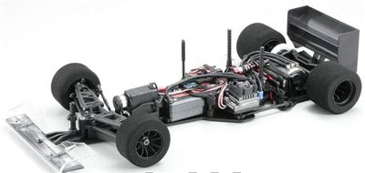 Kyosho Plazma Formula On-Road F1 Type Pan Car Kit