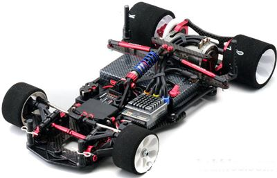 Kyosho Plazma Ra 1/12 On-Road Pan Car Kit