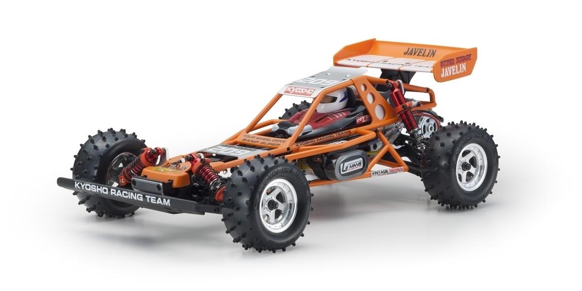 Kyosho Javelin 4WD Off-road Buggy Kit