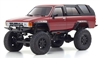 Kyosho Mini-Z Toyota 4 Runner RTR Crawler, Red
