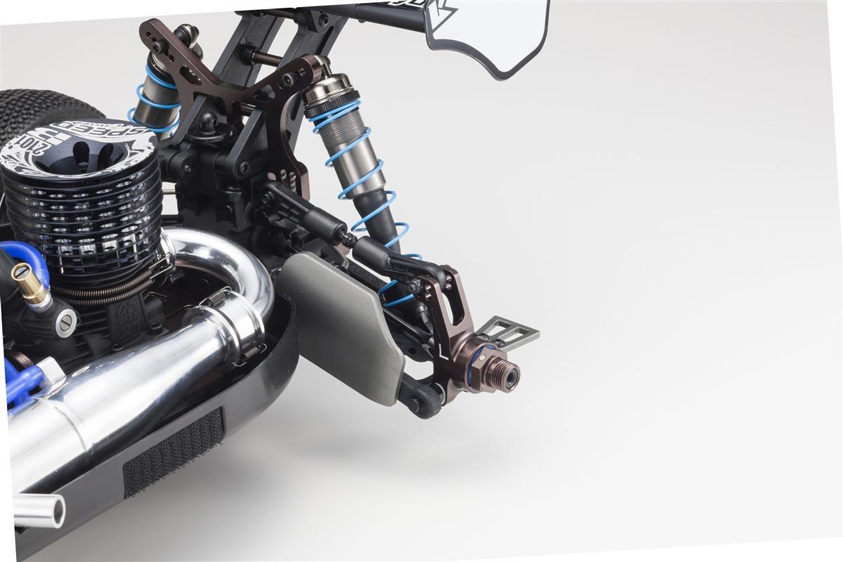 Kyosho Inferno MP9 TKI4 Team 1/8th Nitro Off-Road Buggy Kit