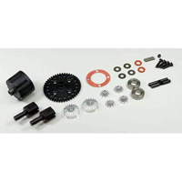 Kyosho Mp9 Center Differential Set With 46t Spur Gear