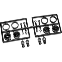 Kyosho Mp9 Shock End Set For Big Shocks (4)