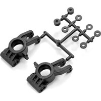 Kyosho Mp9 Hard Rear Hub Carriers (2)