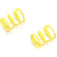 Kyosho Plazma Ra King Pin Spring, .45 Hard, Yellow (2)