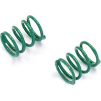 Kyosho Plazma Ra King Pin Spring, .45 Medium, Green (2)