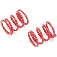 Kyosho Plazma Ra King Pin Spring, .45 Soft, Red (2)