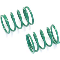 Kyosho Plazma Ra Side Spring, .50 Medium, Green (2)