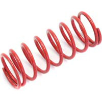 Kyosho Plazma Ra Oil Shock Spring, Soft, Red (2)