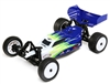 Losi 1/16 Mini-B 2WD Buggy RTR, Blue/White