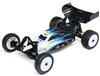 Losi 1/16 Mini-B 2WD Buggy RTR, Black/White