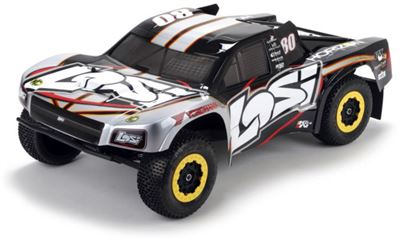 Losi XXX-SCT 2wd Brushless SC RTR Truck with AVC Technology