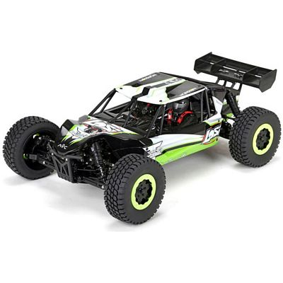 Losi Ten-SCBE AVC 1/10th 4wd RTR Buggy with green body