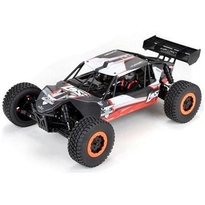 Losi Ten-SCBE AVC 1/10th 4wd RTR Buggy with orange body