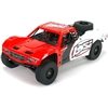 Losi Baja Rey AVC 1/10th 4wd RTR Desert Truck with red body