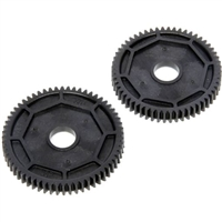 Losi Mini 8ight-DB Spur Gear Set, 48 pitch