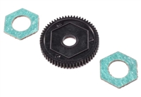 Losi Mini-T 2.0 60T Spur Gear with Slipper Pads