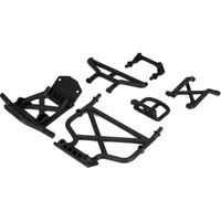 Losi 1/5th DBXL Front/Rear Bumper And Bumper Brace
