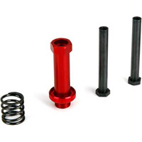 Losi 1/5th DBXL Steering Post, Tube and Spring Set