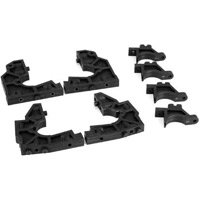 Losi 1/5th DBXL Front/Rear Bulkhead Set