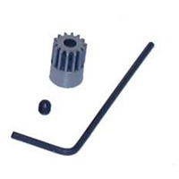 Losi Mini 8ight-DB Pinion Gear-48 pitch, 14 tooth