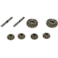 Losi 22 RTR Diff Gear And Shaft Set