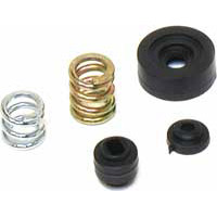 Losi XXX-SCT Slipper Spring, Cup, Spacer, Bushing And Washer