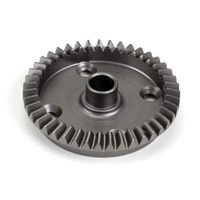 Losi 8B 2.0/3.0 Diff Ring Gear, Rear, 43 tooth