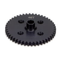 Losi 8ight/8ight-T Center Diff Spur Gear - steel, 46 tooth