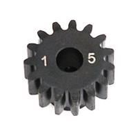 Losi 8ight-E 1.0 Module Pitch Pinion Gear, 15 tooth