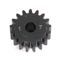 Losi 8ight-E 1.0 Module Pitch Pinion Gear, 17 tooth