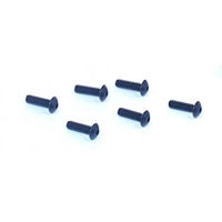 "Losi 4-40 x 3/8"" Button Head Screws (6)"
