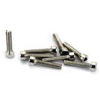 "Losi LST XXL-2/LST 5-40 x 5/8"" Cap Head Screws (8)"